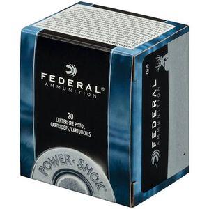 Federal Power-Shok .44 Magnum Ammunition 20 Rounds SJHP 240 Grains C44A