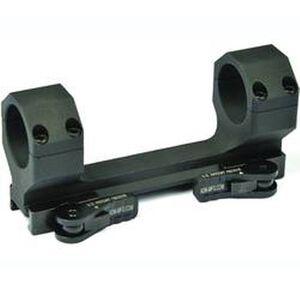 American Defense Delta 30mm Quick Detach Scope Mount Aluminum Black AD-DELTA-30
