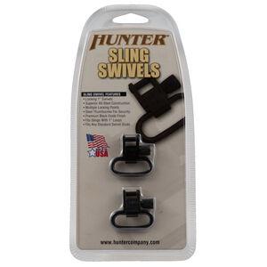 """Hunter Company Sling Swivels Fits 1"""" Slings Steel Black"""