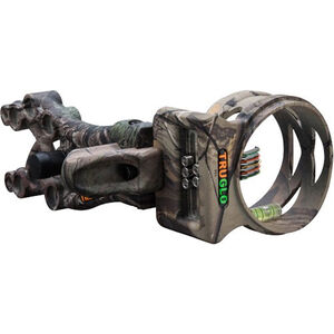 TRUGLO Carbon XS Xtreme 5-Pin Ambidextrous Micro Adjustable Realtree Xtra
