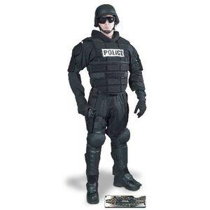 Damascus Protective Gear Upper Body Shoulder Protector XL Balck