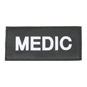 Blackhawk! Medic Patch White on Black 90IN03WB