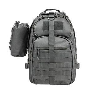 Small Backpack/Bottle Holder Urban Gray