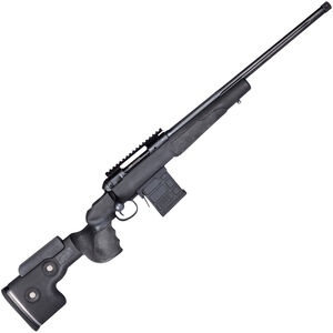 """Savage Arms 10 GRS 6.5 PRC Bolt Action Rifle 24"""" Threaded Barrel 10 Rounds AccuTrigger GRS Adjustable Stock Matte Black Finish"""