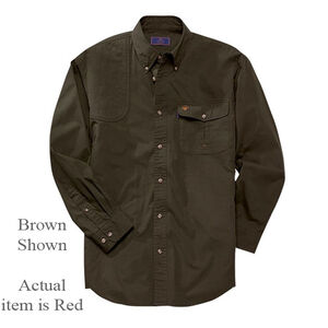 Beretta TM Shooting Shirt Large Red