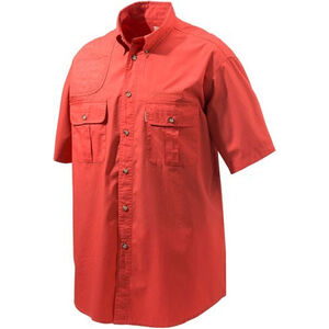 Beretta Special Purchase Men's Shooting Shirt Short Sleeve Medium Red