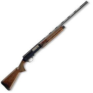 "Browning A5 Hunter Semi Auto Shotgun 12 Gauge 30"" Vent Rib Barrel 3.5"" Chamber 4 Rounds Walnut Wood Furniture Gloss Finish Matte Black 0118002003"