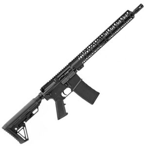 "Talon Armament Gryphon GAR-15 .300 AAC Blackout Semi Auto Rifle 16"" Barrel 30 Rounds 15"" Free Float Talon M-LOK Hand Guard Collapsible Stock Matte Black"