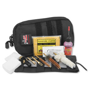 Pro Shot Tactical .30 Caliber Rifle Cleaning Kit Black 30-TAC