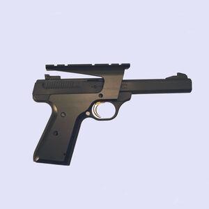 Aimtech Browning Buck Mark/Challenger II Pistol Scope Mount Satin Black