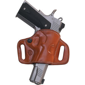 El Paso Saddlery High Slide for S&W Shield, Right/Russet