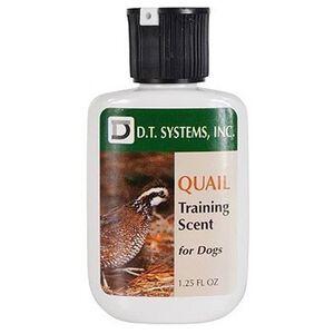 DT Systems Training Scent Quail 1-1/4 oz Bottle