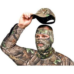 Primos Stretch Fit 3/4 Face Mask Realtree APG HD Camo