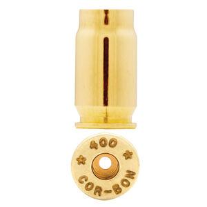 Starline .400 Cor-Bon Unprimed Brass Cases 100 Count 400COREUP-100