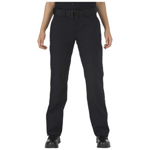 5.11 Tactical Women's Stryke Class-A PDU Pants Size 2 Flex-Tac Dark Navy 64400