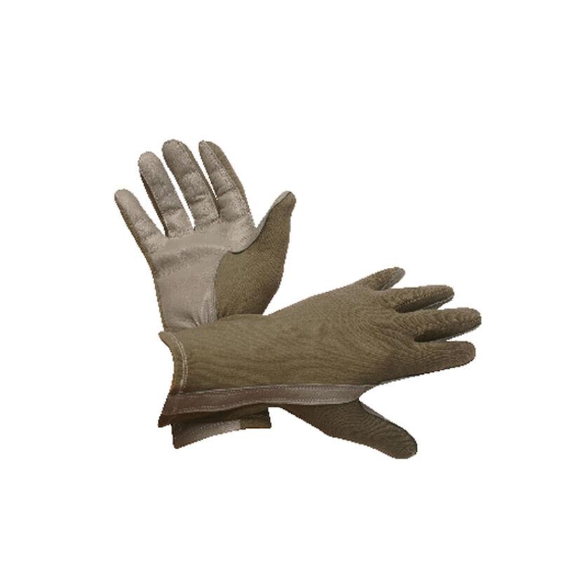 5ive Star Gear Nomex Flight Gloves Size 12 Green