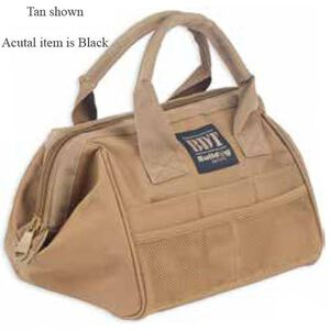 Bulldog Cases Ammo & Accessory Bag Black