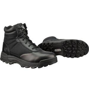"""Original S.W.A.T. Classic 6"""" Men's Boot Size 15 Wide Non-Marking Sole Leather/Nylon Black 115101W-15"""