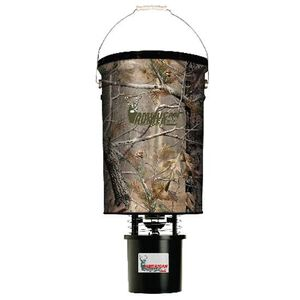 American Hunter Hanging Feeder 50lb Capacity Realtree AP Camo R50PROAP