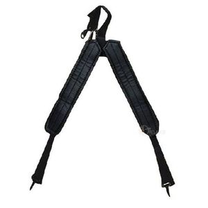 Tru-Spec GI Suspenders Black 4189000