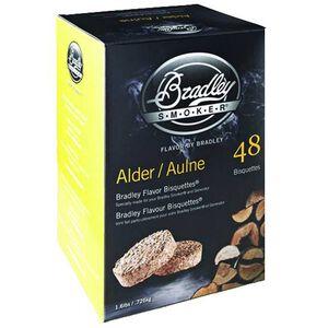 Bradley Smoker Bisquettes Alder 48 Pack BTAL48