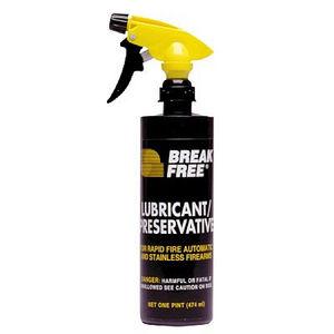 Break-Free LP Lubricant/Preservative 1 Pint Spray Bottle