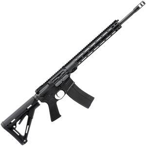 "Savage Arms MSR 15 Recon LRP .22 Nosler AR-15 Semi Auto Rifle 25 Rounds 18"" Barrel Free Float M-LOK Handguard Magpul CTR Stock Black Finish"