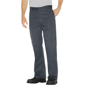 Dickies Men's Loose Fit Double Knee Work Pants 36x30 Charcoal