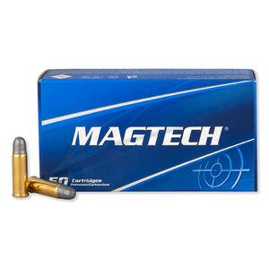 MagTech Sport .32 S&W Long 98 Grain LRN 50 Round Box