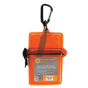 Ultimate Survival Technologies Watertight Container Polymer Orange 20-285488-08