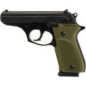 "Bersa Thunder Combat Plus .380 ACP Semi Auto Pistol 15 Rounds 3.5"" Barrel OD Green/Black"