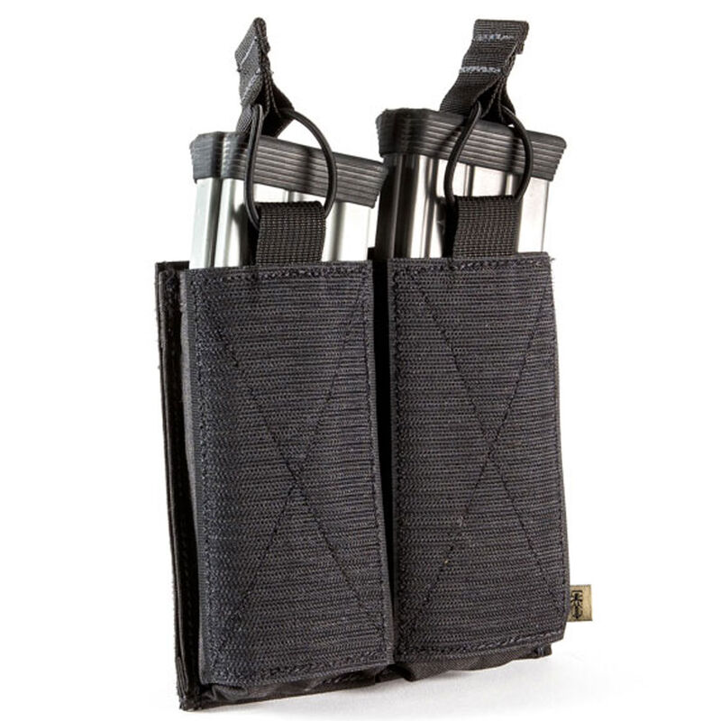 Haley Strategic Double Magazine Wedge Expansion System for D3CR Chest Rig Black