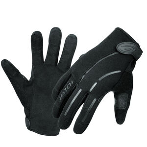 Hatch Puncture Protective Neoprene Duty Glove XS Black PPG2 XS