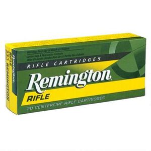 Remington Arms, .257 Roberts Ammunition 20 Rounds, Core-Lokt SP, 117 Grains