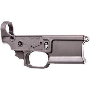 Sharps Bros. Livewire AR-15 Stripped Lower Receiver 7075-T6 Billet Aluminum Anodized Black