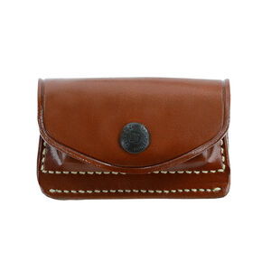 Galco 2X2X2 .357 Magnum Ammo Carrier Leather Tan