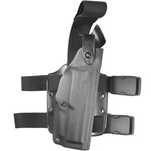 Safariland 6004 SLS Tactical HK Mark 23 Level 2 Retention Right Hand Thermal-Molded Black 6004-94-121