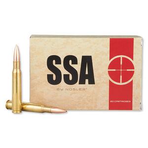 SSA .30-06 Springfield Ammunition 20 Rounds, Match BTHP, 155 Grains