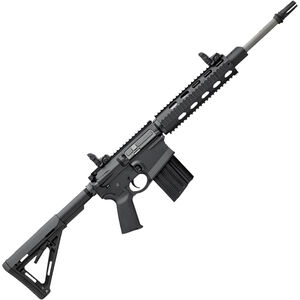 "DPMS Recon AR-15 Semi Auto Rifle 5.56 NATO 16"" Stainless Steel Barrel 30 Rounds Black"