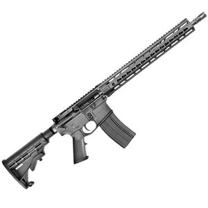 "CORE15 Scout 5.56 NATO Semi Auto Rifle 16"" Barrel 30 Rounds 15"" KeyMod Hadguard Black"