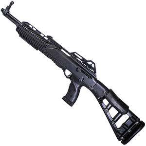 "Hi-Point Carbine Semi Auto Rifle 10mm Auto 17.5"" Threaded Barrel 10 Rounds Polymer Stock Black Finish"