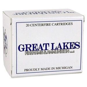 Great Lakes Ammunition .44 S&W SPL 180 Grain XTP 20 Round Box