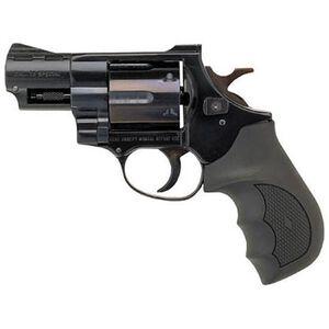 "EAA Windicator Revolver .357 Magnum 2"" Barrel 6 Rounds Rubber Grips Steel Frame Blue Finish 770130"