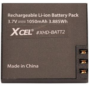 Spy Point XHD-Batt2 Rechargeable Li-Ion Battery Pack Black