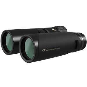 GPO Passion HD 10x50 Full Sized Binoculars Schmidt-Pechan Prism Magnesium Body Black