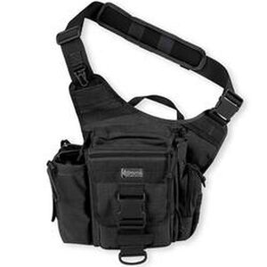 "Maxpedition Jumbo Versipack Bag 9""x8""x3"" Nylon Black"