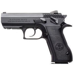 """IWI Jericho 941FS 9mm Luger 3.8"""" Barrel 16 Rounds Steel Frame Black"""