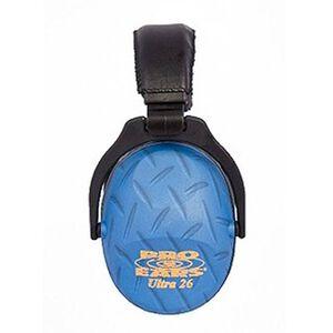 Pro Ears ReVO Ear Muffs Blue Diamond Pattern PE26UY010