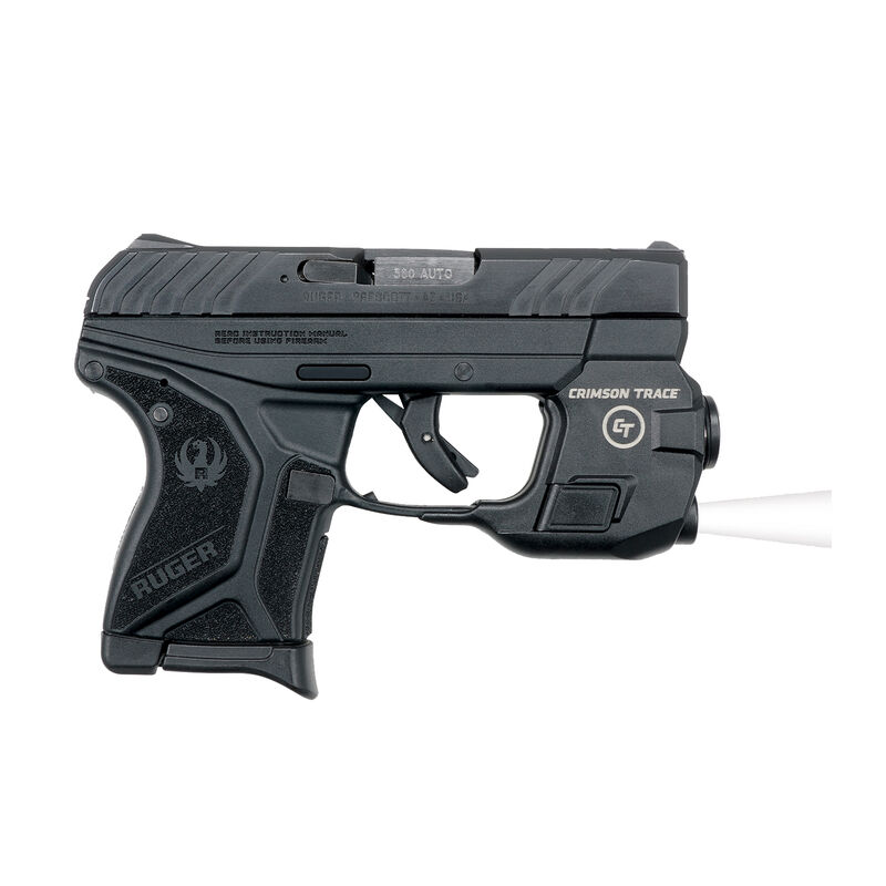 Crimson Trace Lightguard 110 Lumen Trigger Guard Mounted Light for Ruger LCP II
