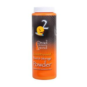 Dead Down Wind e2 Scent Prevent Boot and Storage Powder